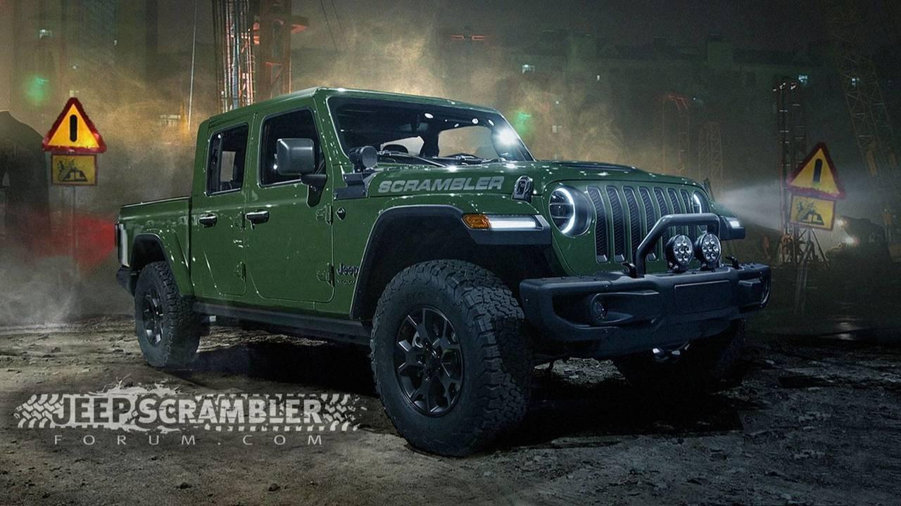 Yeni 2018 Jeep Wrangler Scrambler