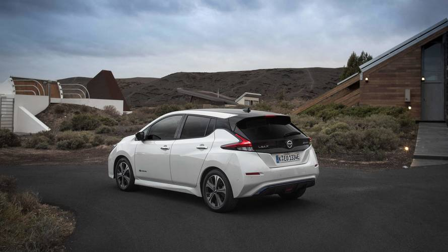 US: Nissan LEAF Dropped To A New Low In Q3 Sales