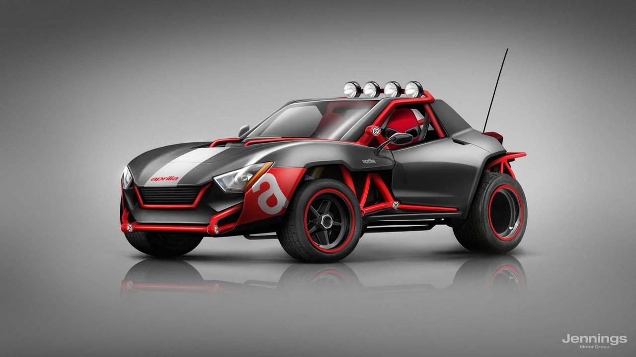 If Motorcycle Companies Made Cars They Might Look Like This