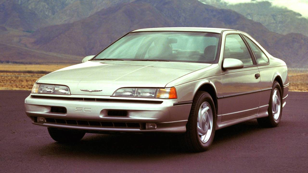 6. 1989 Ford Thunderbird SC