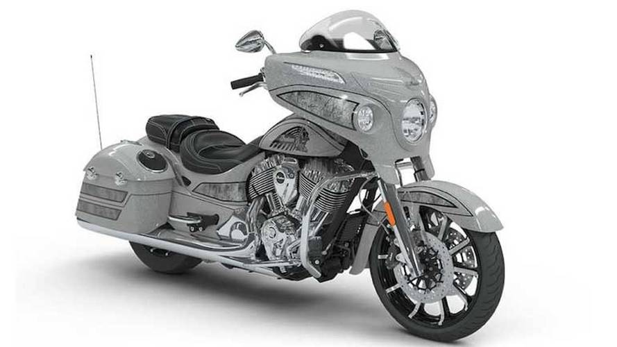 Indian Unveils New 2018 Limited Edition Chieftain Elite