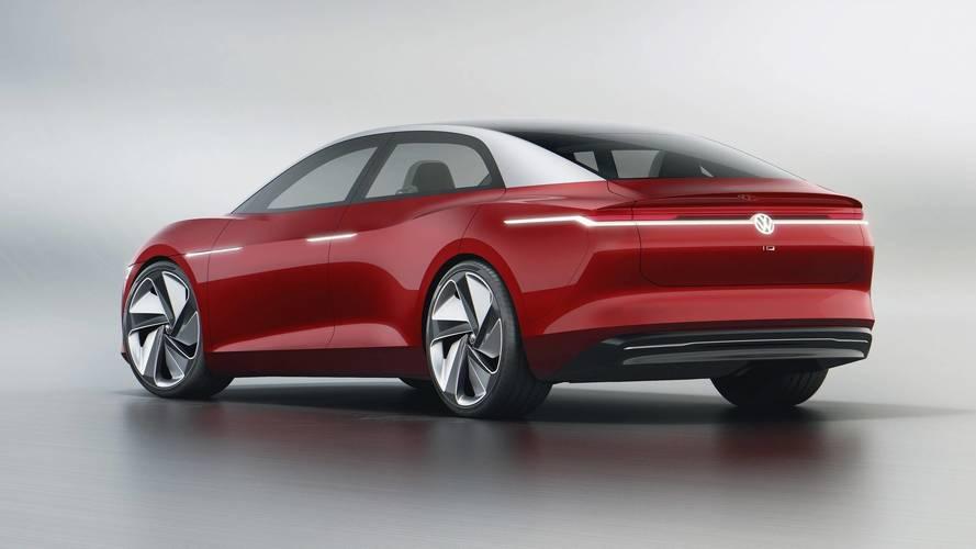 Volkswagen - Une berline électrique de luxe en 2022