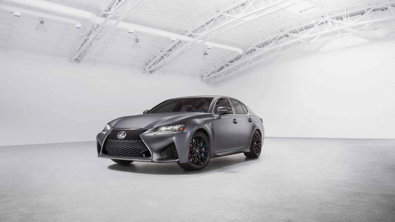 2018 Lexus GS F 10th Anniversary