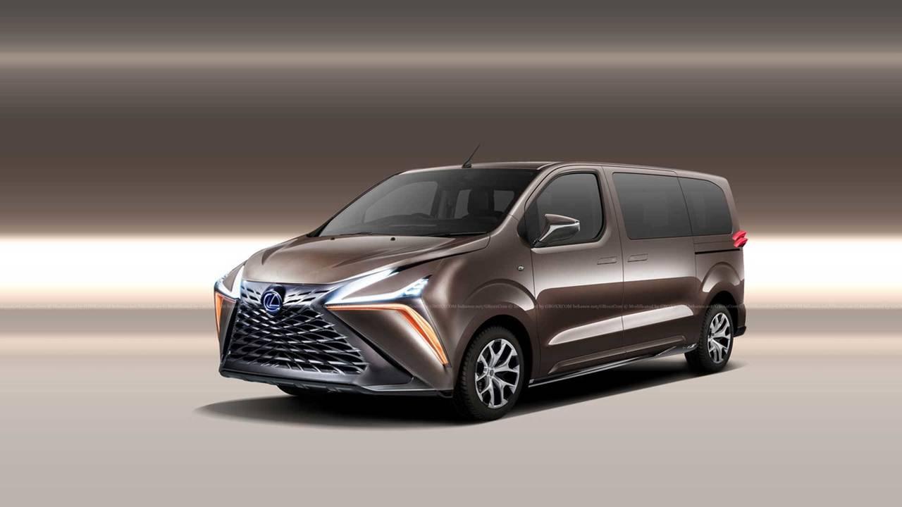 Lexus Cargo h Hybrid