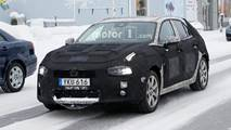 Lynk & Co Hatchback Spy Shots