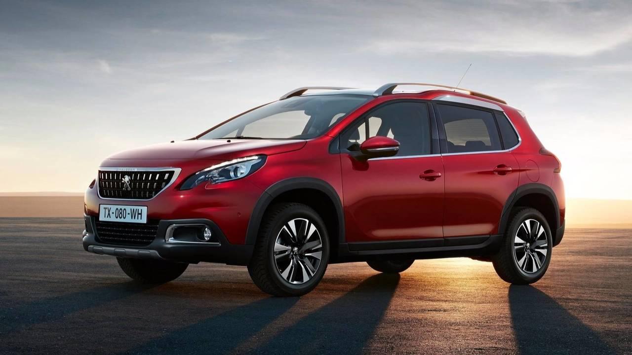 5 -  Peugeot 2008