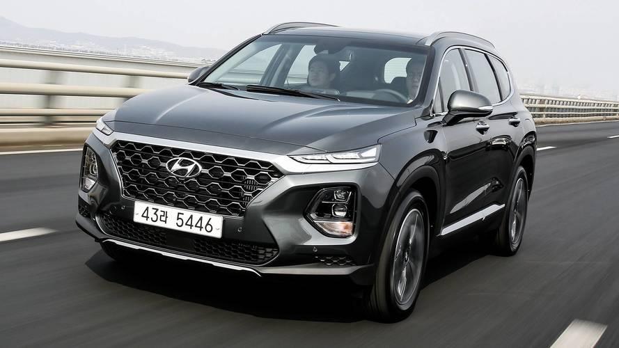 Em testes no Brasil, novo Hyundai Santa Fe estreia na Argentina