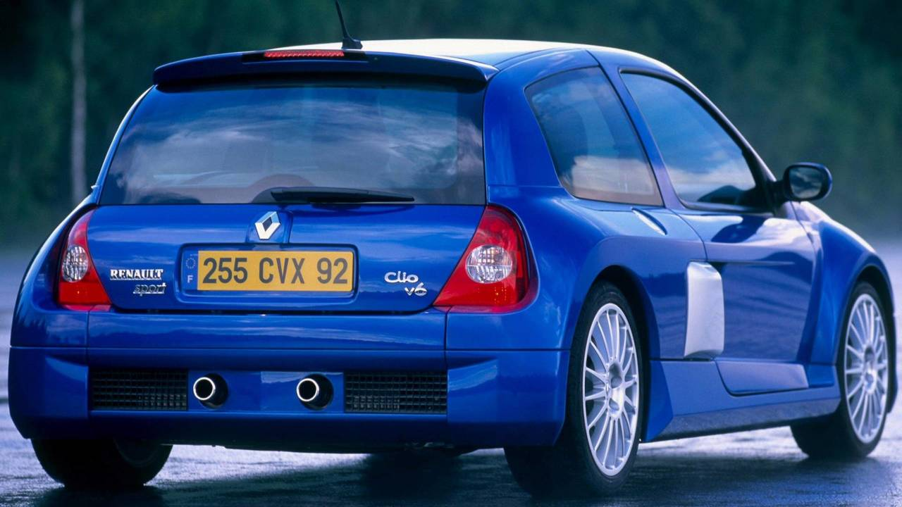 Renault Clio II V6 Sport