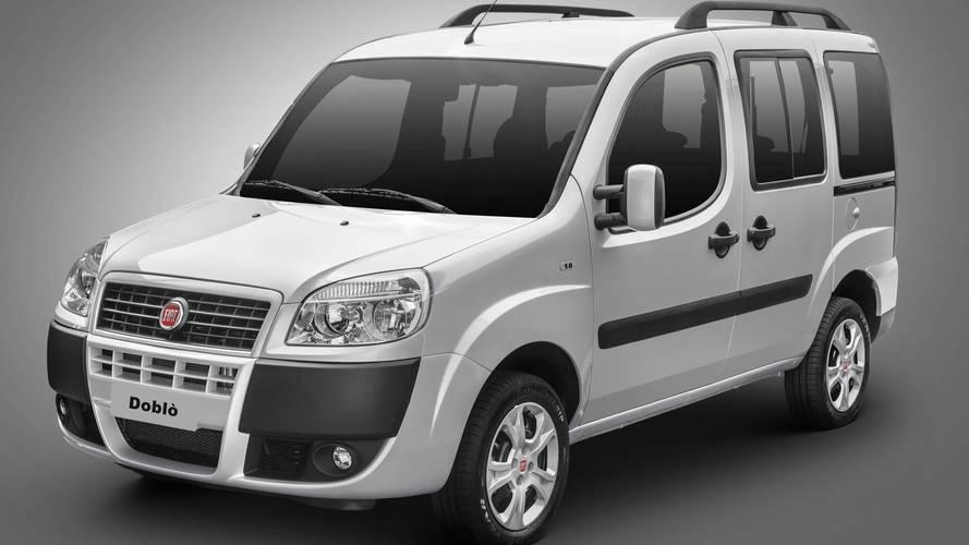 Fiat encerra produção do Doblò no Brasil