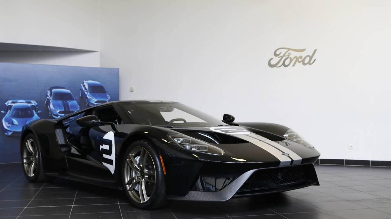 Ford GT Beltoise