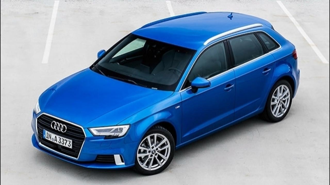 [Copertina] - Audi A3 1.0 TFSI, lusso a tre cilindri