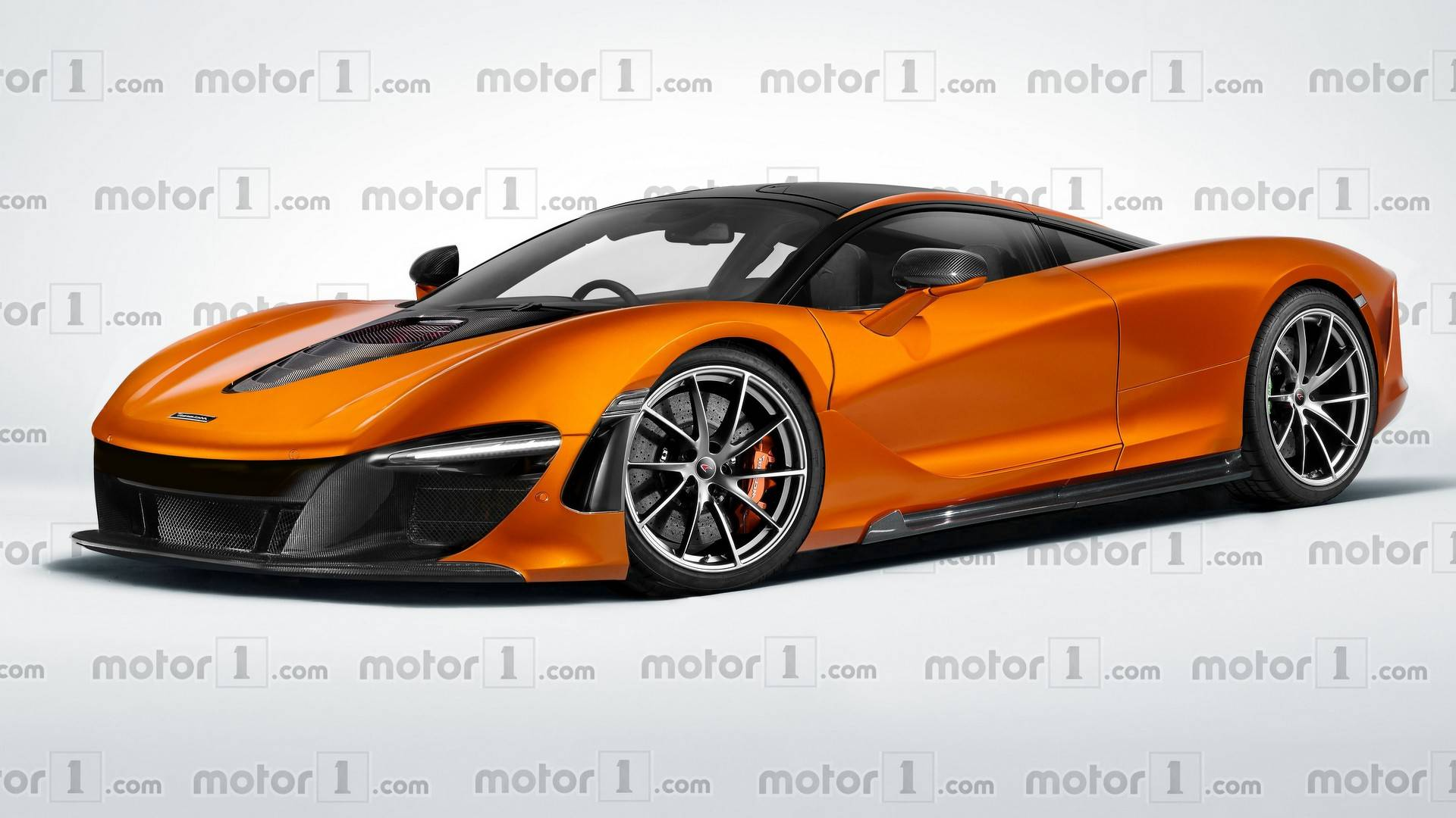 mclaren tested rear drive speedtail that hit 62 mph in 2 sec