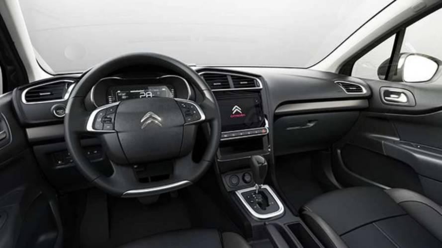 Citroën C4 Lounge - Argentina