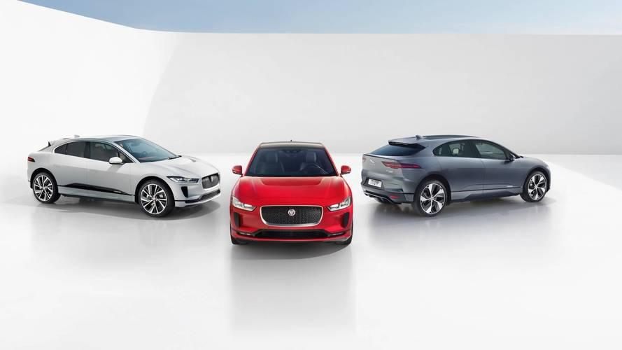 Jaguar, şimdiden bir I-Pace SVR planlıyor
