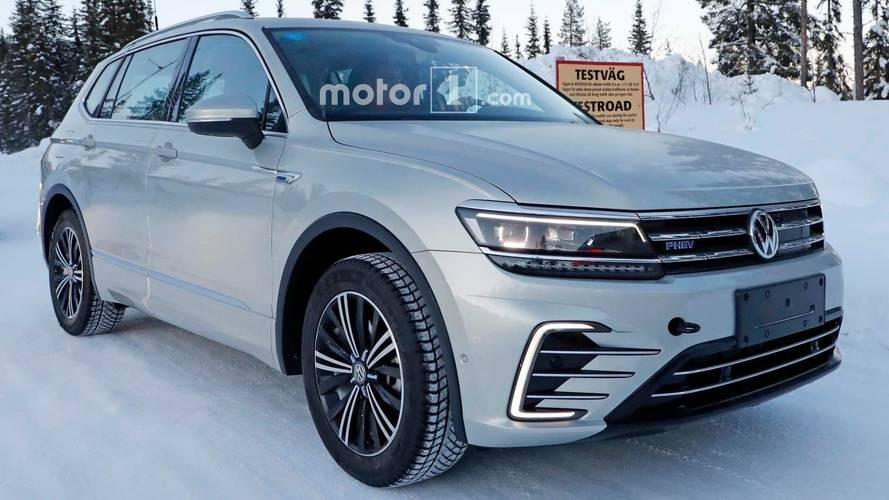Yeni Volkswagen Tiguan, 2022 yılında iki PHEV opsiyon ile gelebilir