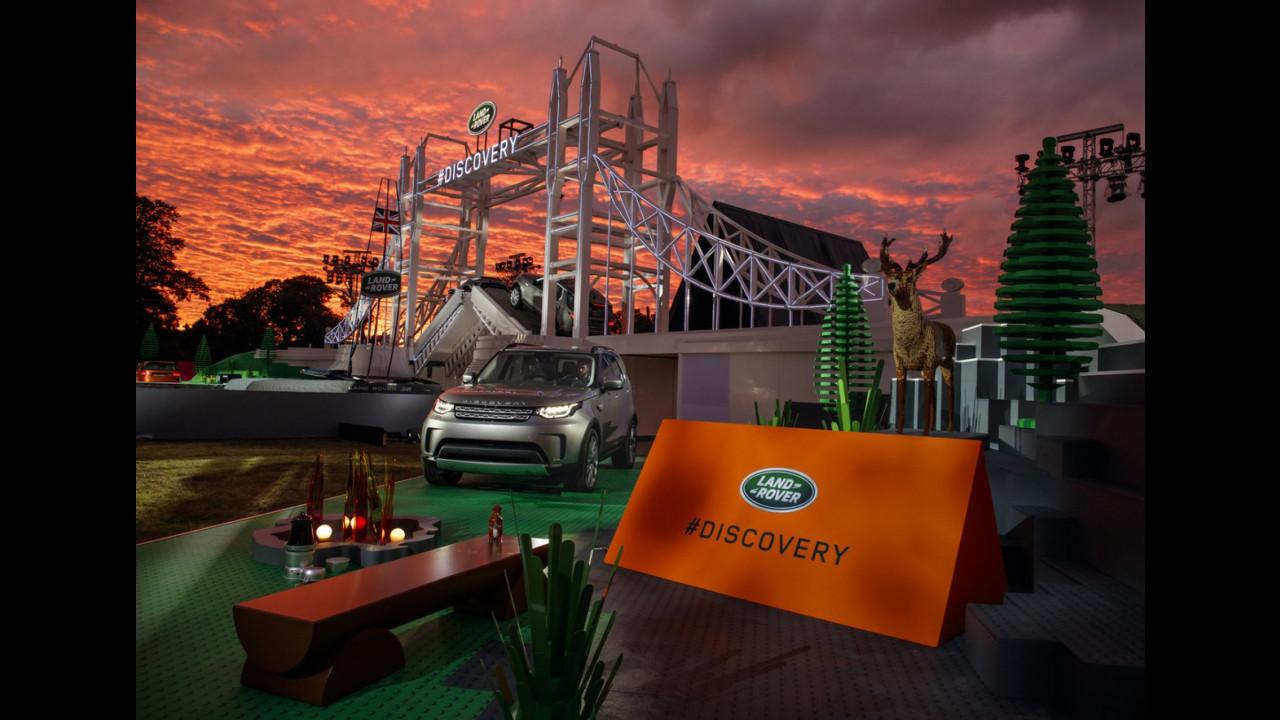 Land Rover Discovery Guiness dei Primati 007