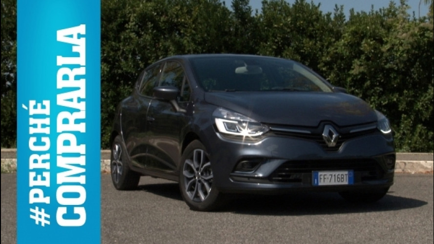 Renault Clio restyling, perché comprarla e… perché no [VIDEO]