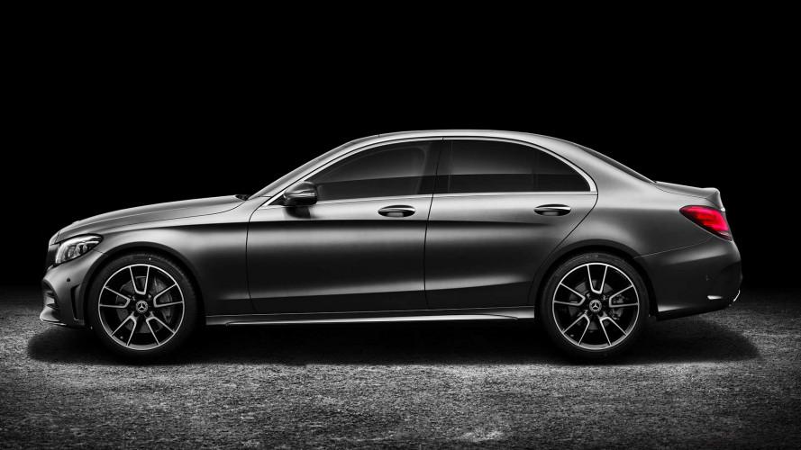 Mercedes C-Serisi'nin elektrikli versiyonu EQ Sedan olacak