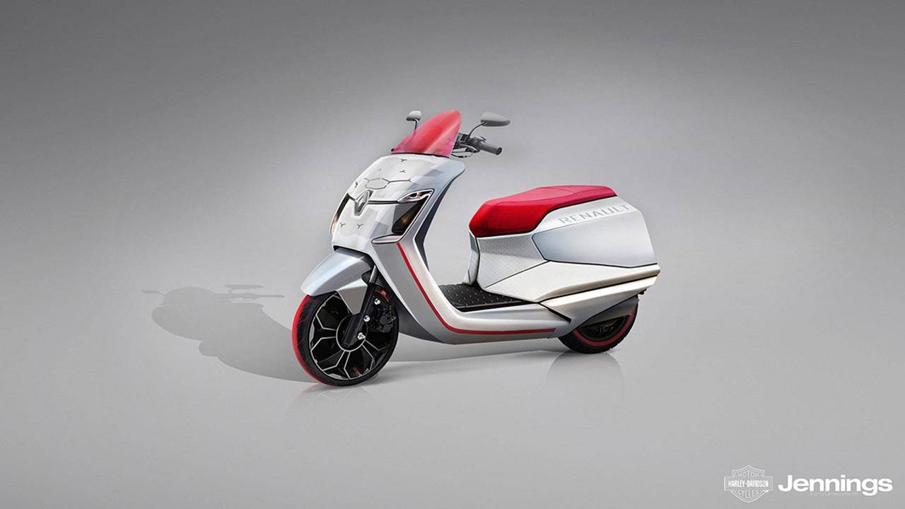 Renault Scooter