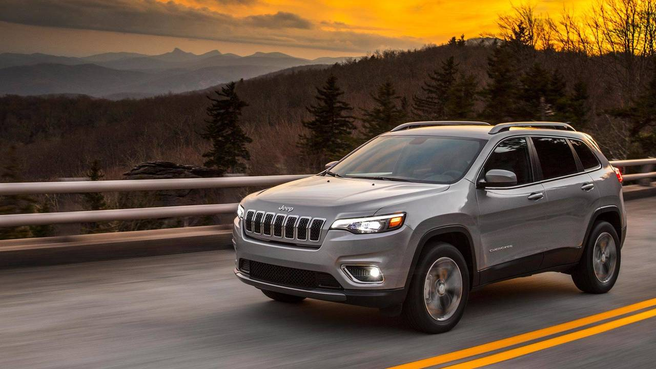 2019 jeep cherokee first drive
