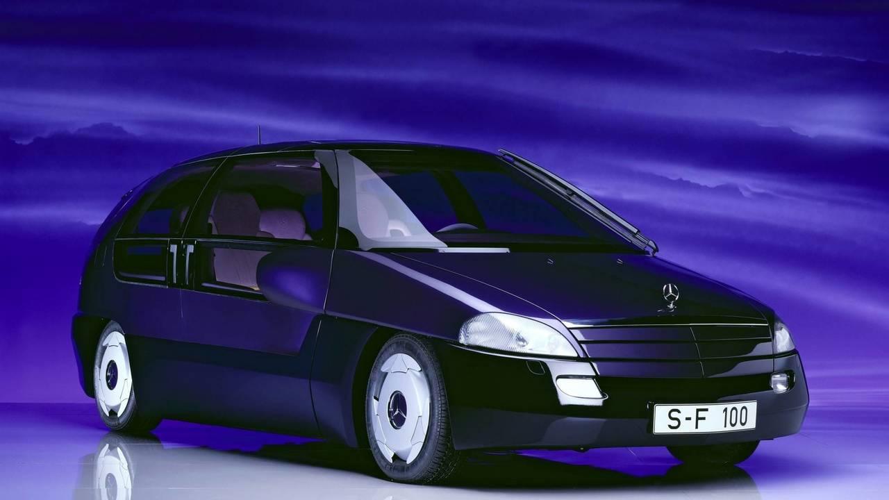 1991 Mercedes F100 concept