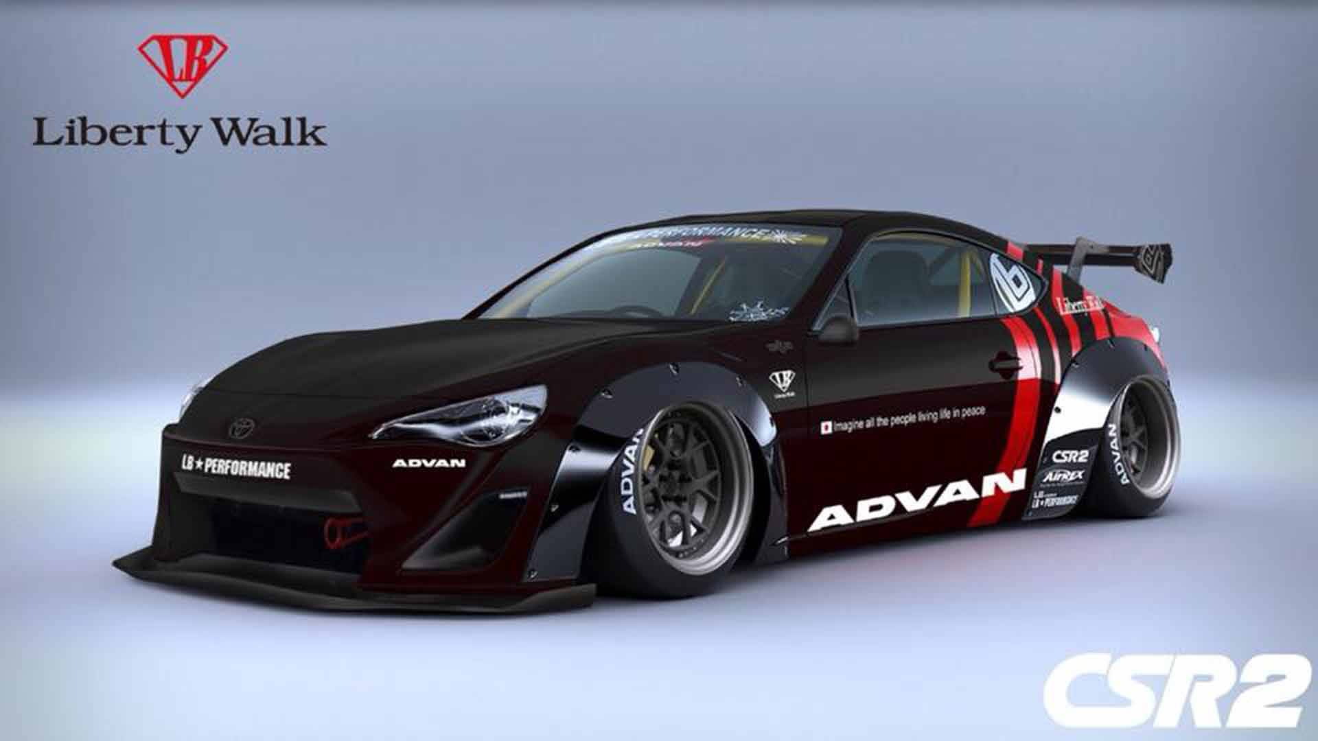 Liberty Walk's Toyota 86 Is Too Wild For Many People's Taste
