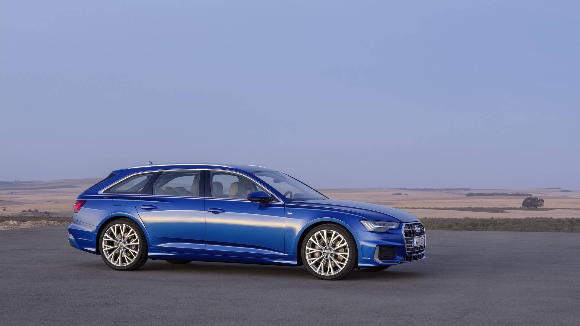 2019 Audi A6 Avant Is A Gorgeous Wagon Loaded With Technology