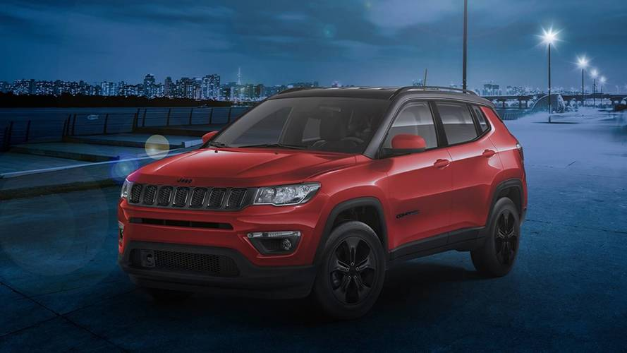 Jeep Compass 2018: series especiales Business y Night Eagle