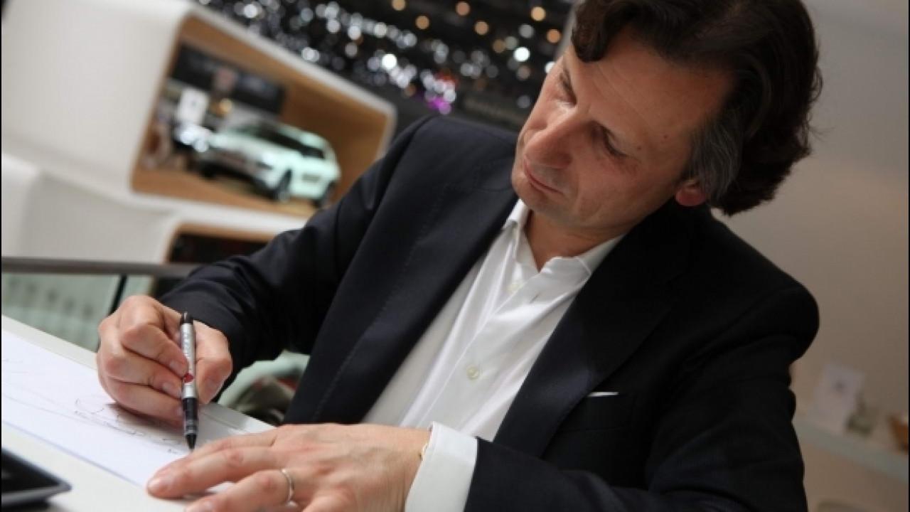 [Copertina] - Pininfarina, il nuovo Direttore dello Stile è Carlo Bonzanigo