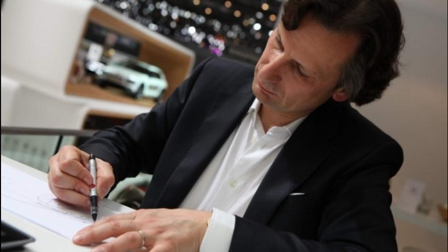 Pininfarina, il nuovo Direttore dello Stile è Carlo Bonzanigo