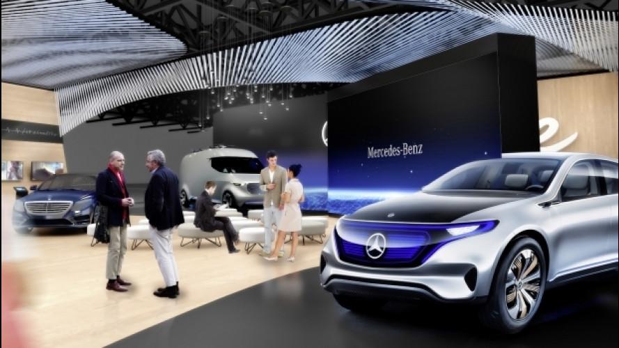 [Copertina] - CES di Las Vegas 2017, Mercedes anticipa la sua idea di futuro