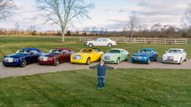 Michael Fux's Bespoke Rolls-Royce Cars Collection