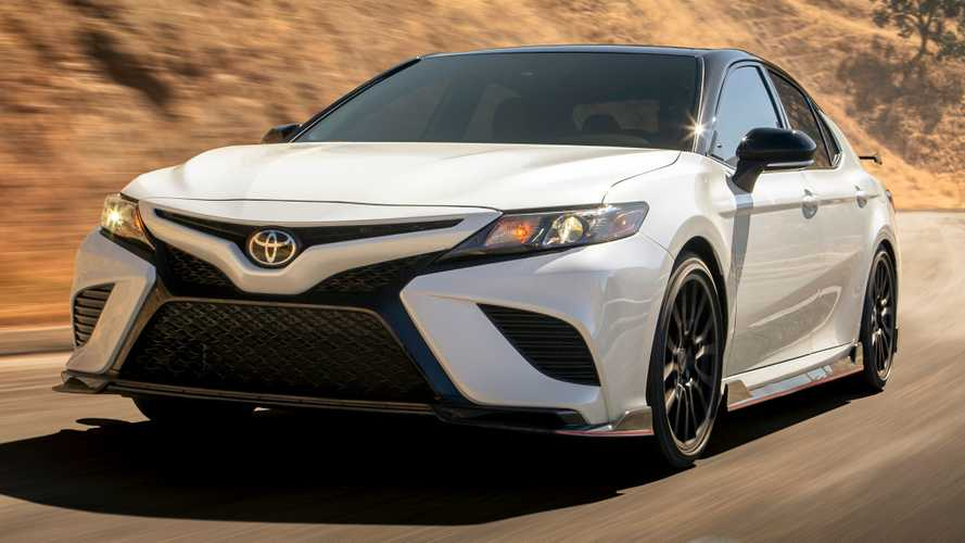 2020 Toyota Camry TRD Costs $31,995, It's The Cheapest Camry V6