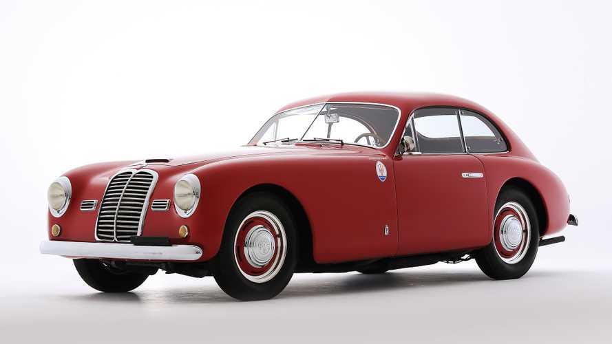 Histoire de la Maserati GranTurismo