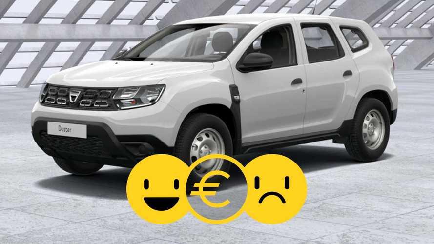 Promo - Le Dacia Duster à 5 €/jour, bonne affaire ou pas ?