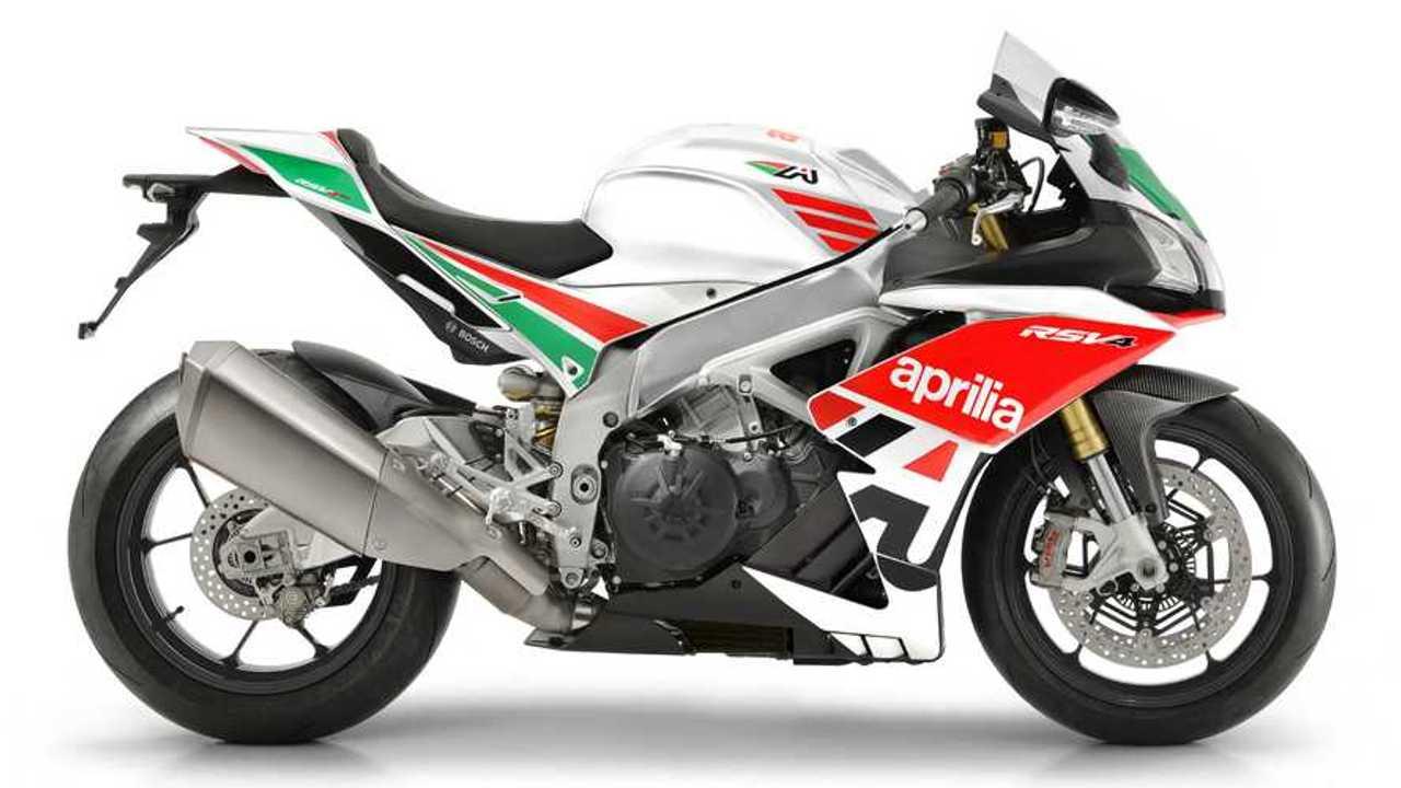 2020 Aprilia RSV4 RR Misano Limited Edition