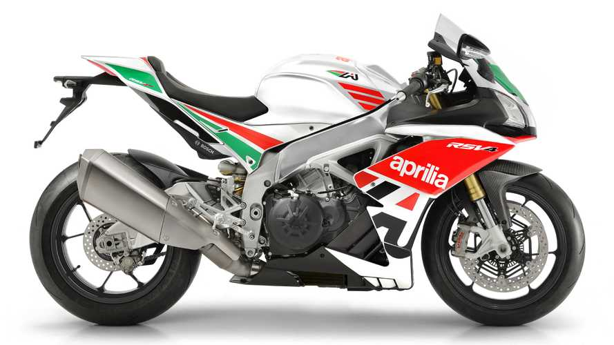 2020 Aprilia RSV4 RR And Tuono RR 1100 Misano Limited Editions