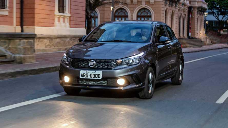 Fiat Argo supera Onix Plus e Ka nas lojas; veja ranking do varejo