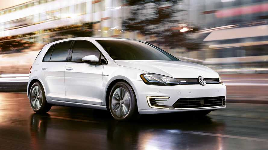 2020 Volkswagen e-Golf Quietly Canceled In U.S.