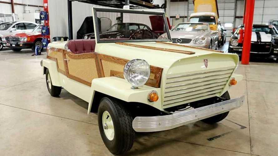 Scoop A 1958 King Midget Model III