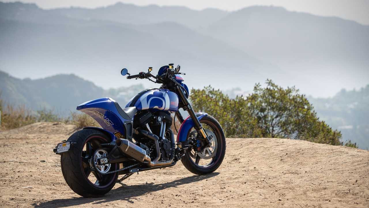 2020 Arch Motorcycles KRGT-1