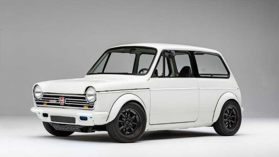 Motorcycle-Powered 1972 Honda N600 Wins First-Ever  Honda Tuner Series