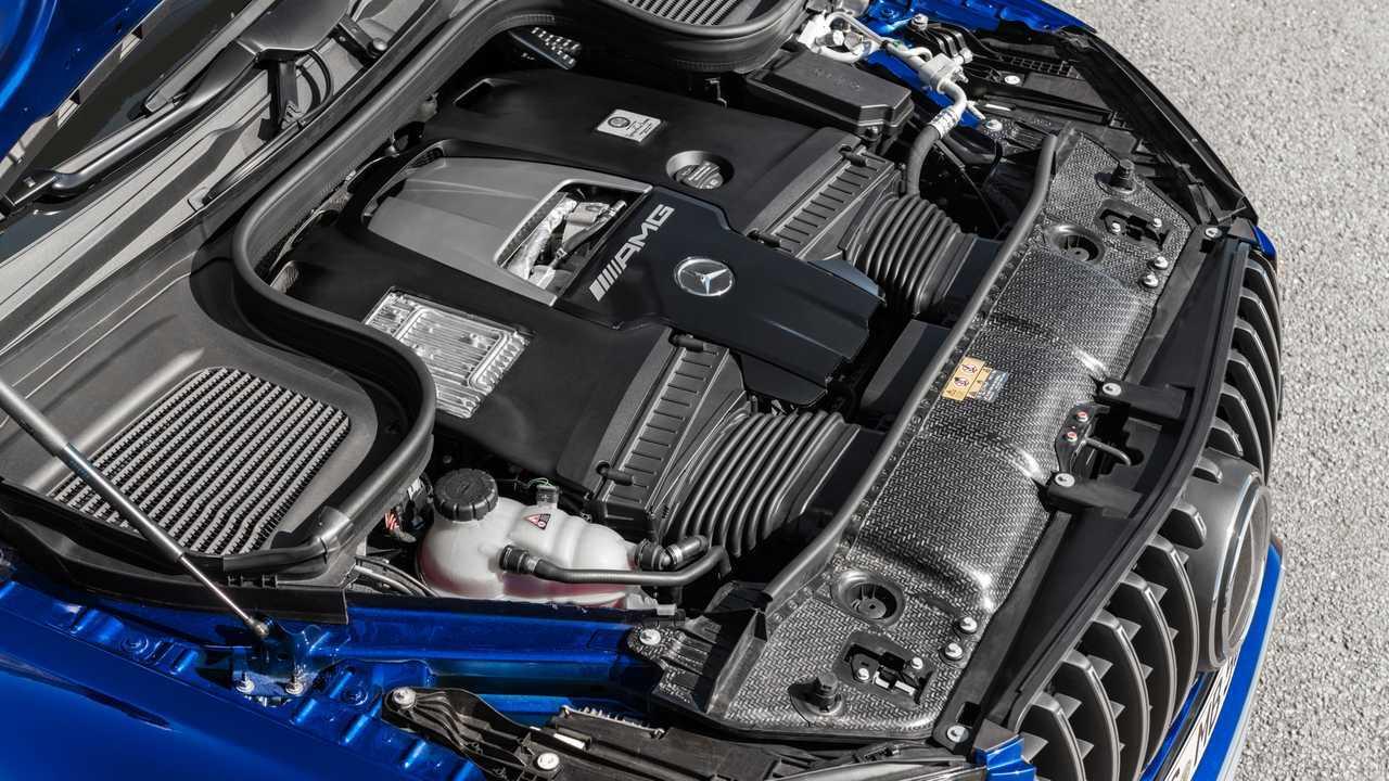 Mercedes Amg Gle 63 S E Gls 63 Sao Apresentados Com Mais De 600 Cv