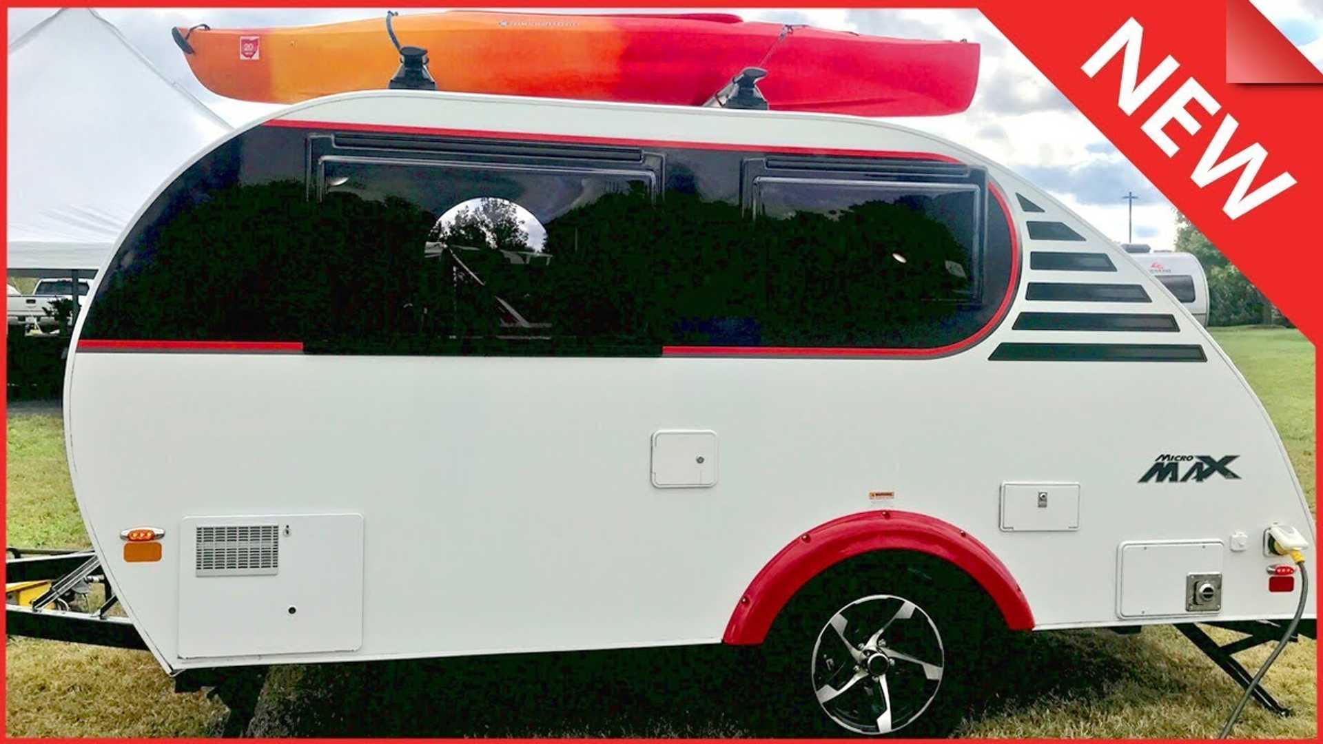 New Little Guy MicroMax Trailer Can't Get Any Smaller