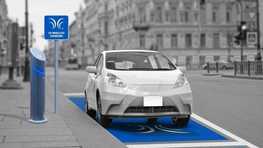 Ricarica auto elettriche wireless, progetto pilota con i taxi