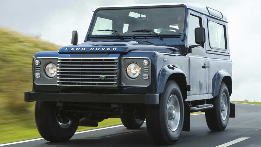 Previous-Gen Land Rover Defender