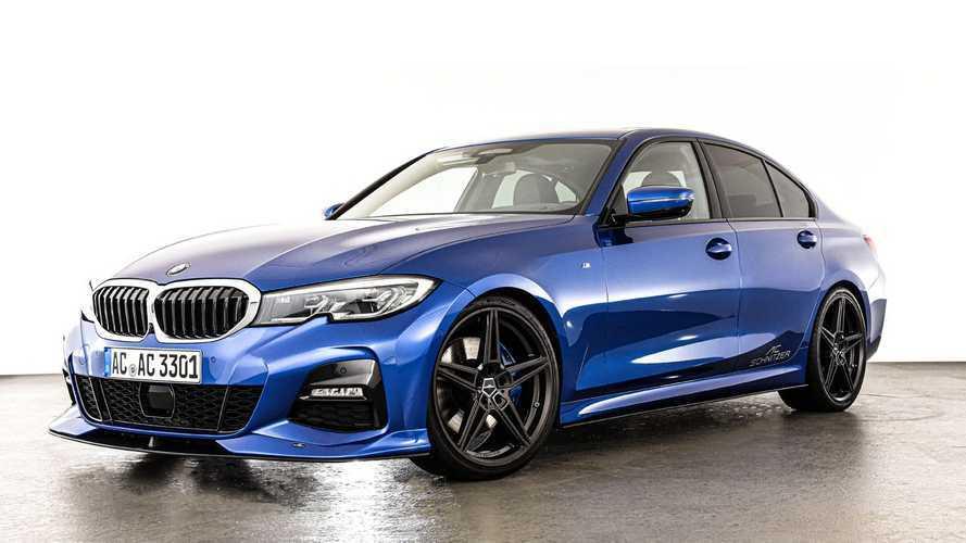 AC Schnitzer embellit la BMW Série 3