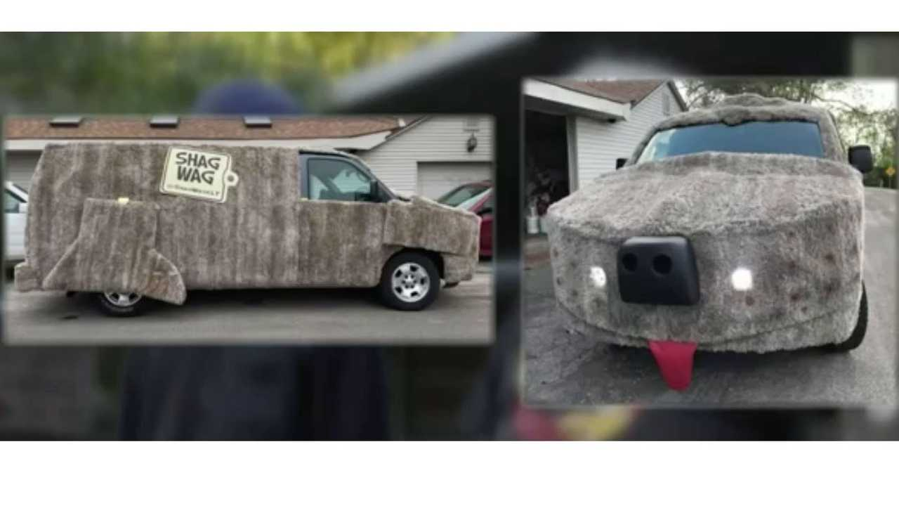Man Remakes Famous Movie Cars Along With His Friends