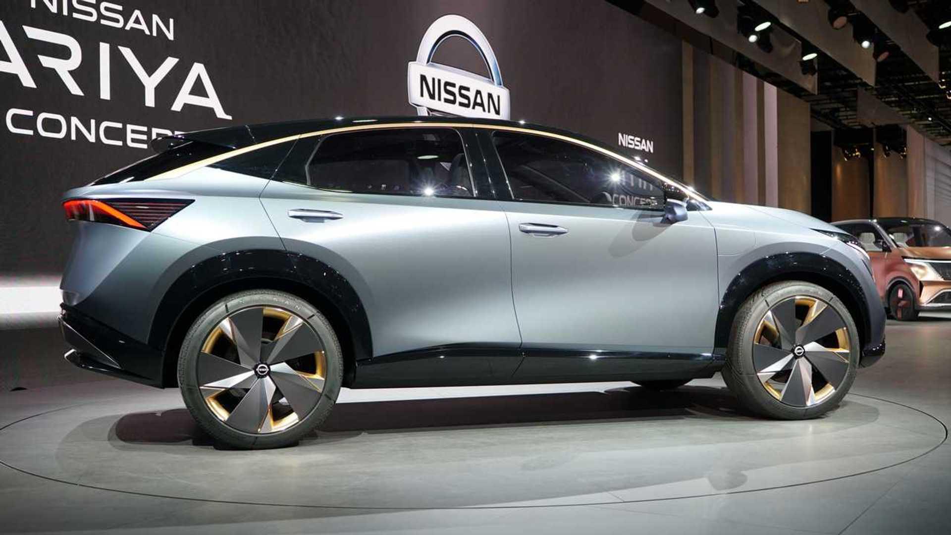 Nissan Ariya Concept 2020 El Suv Electrico Derivado Del Leaf