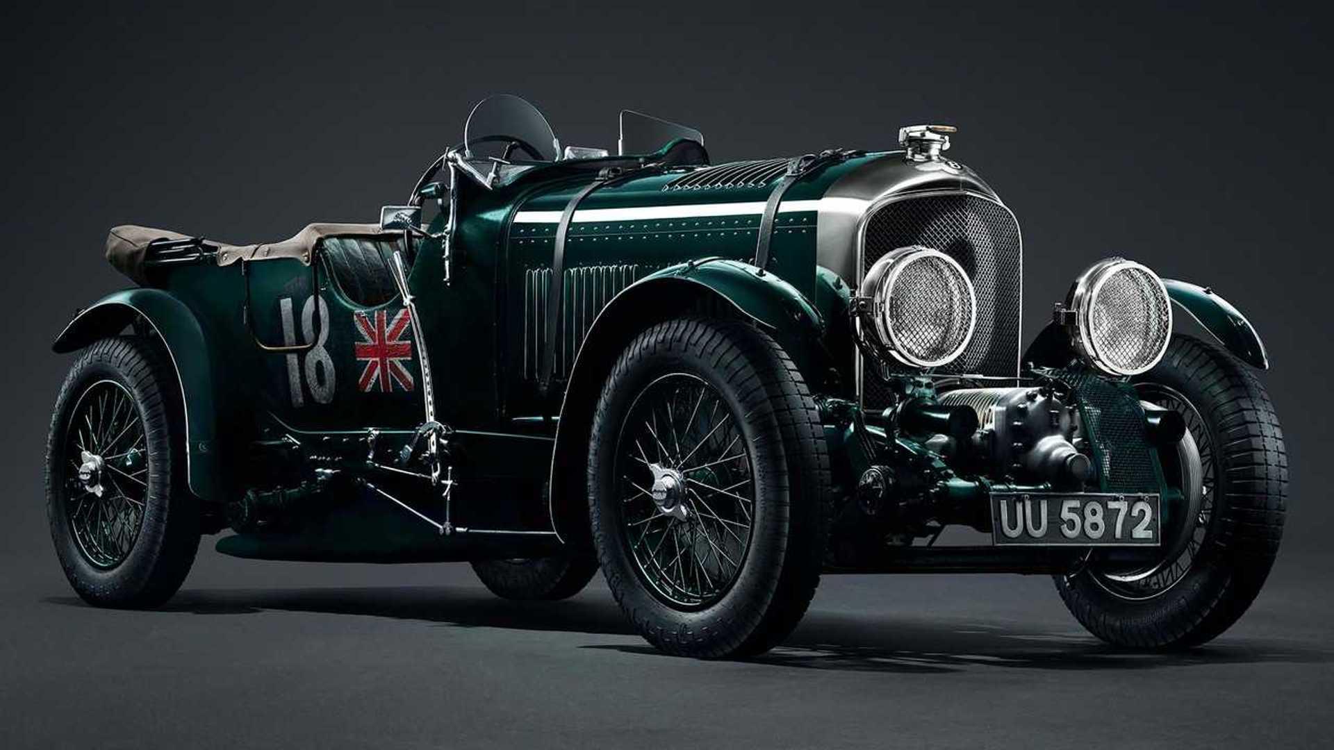 Bentley va reproduire 12 exemplaires de la mythique Blower !